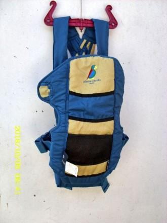 Детская переноска-рюкзачек. Измаил. фото 1