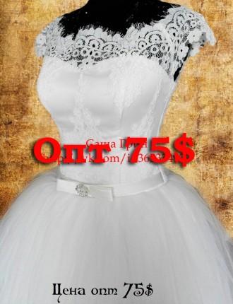 В связи с закрытием салона делаем распродаж свадебных платьев по ОЧЕНЬ низким це. Мукачево, Закарпатская область. фото 3