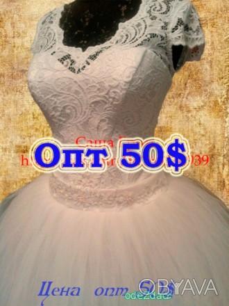 В связи с закрытием салона делаем распродаж свадебных платьев по ОЧЕНЬ низким це. Мукачево, Закарпатская область. фото 1