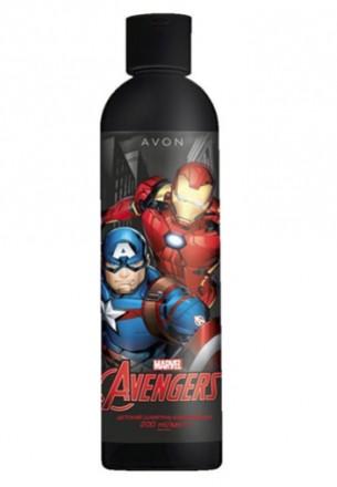 Дитячий шампунь-кондиціонер AVON Marvel Avengers (200 мл). Днепр. фото 1