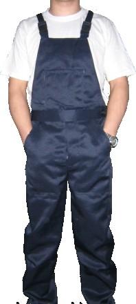 Полукомбинезон рабочий. Одесса. фото 1
