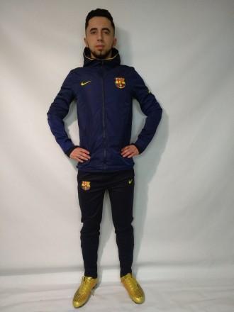 3d8909fc78f Тренировочный спортивный костюм.Ветрозащитный. ФК Барселона ( Nike  Barcelona )