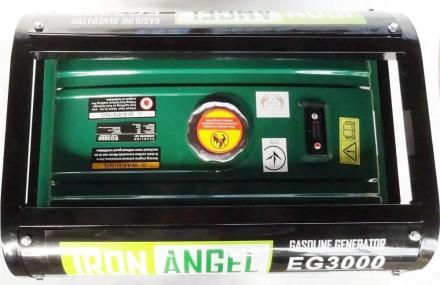 Технические характеристики генератора Iron Angel EG 3000: Торговая марка: Iron . Киев, Киевская область. фото 3