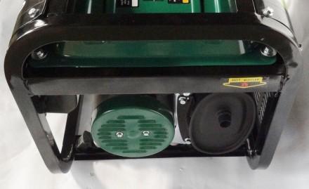 Генератор Iron Angel EG3200   Максимальная мощность (кВт):  3,0   Номинал. Киев, Киевская область. фото 5