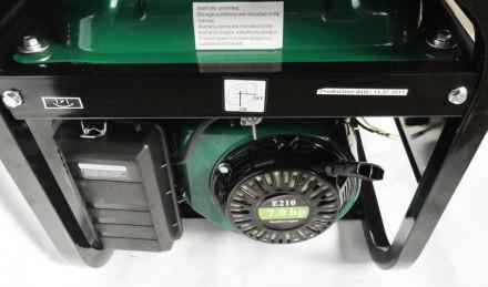 Генератор Iron Angel EG3200   Максимальная мощность (кВт):  3,0   Номинал. Киев, Киевская область. фото 4