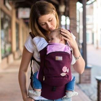 Эрго рюкзак слинг Love&Carry AIR от 4 месяцев 7-18 кг. Харьков. фото 1