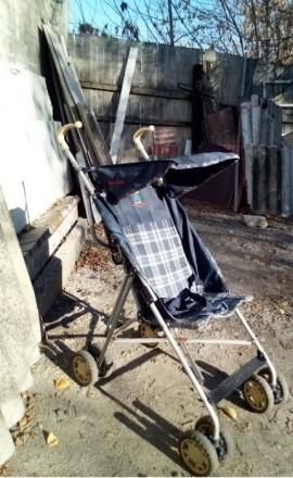 Продам Детскую коляску трость. Лисичанск. фото 1