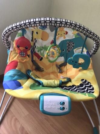 Продам кресло- качалку для ребёнка. Киев. фото 1