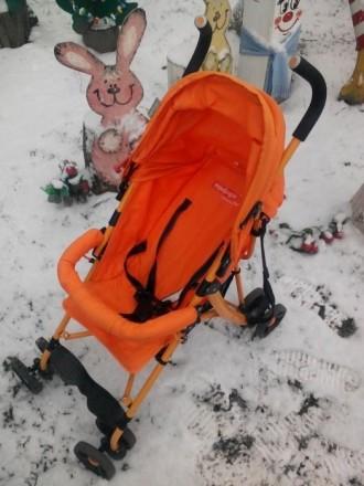 Детская летняя коляска трость. Александрия. фото 1