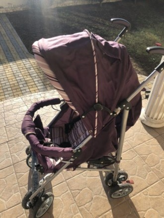 Детская коляска : трость. Черноморск (Ильичевск). фото 1