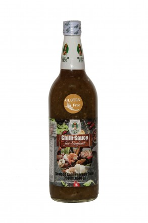 Соус для морепродуктов с зеленым чили Madam Ten700 мл. Без глютена Опт. Одесса. фото 1