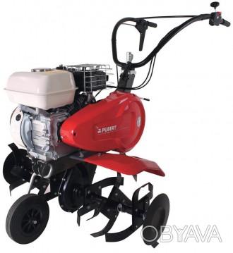 Почвофрез Pubert ARGO 80 РC3 Марка Двигателя:  HONDA GP160 Вид двигателя:  бензи. Киев, Киевская область. фото 1