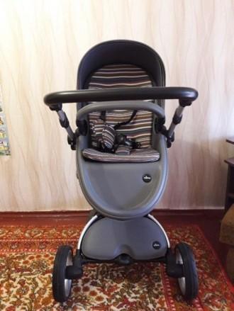 Продам нашу любимую колясочку, состояние отличное, все работает, есть маленькая . Коростень, Житомирская область. фото 5