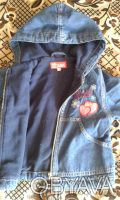 Продам новую курточку фирмы CLORIY DJEANS. На этикетки написано 12 мес (рост 86 . Северодонецк, Луганская область. фото 4