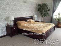 Двуспальне ліжко Нефертіті. Одесса. фото 1