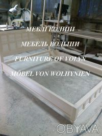 Двуспальная кровать АЙВА-ЛЮКС, двухспальные кровати. Одесса. фото 1