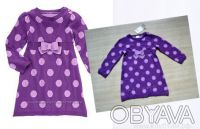 Платье   Sweater Dress от  Gymboree, размер 2Т (на рост 84-92 см)   100% котто. Кривой Рог, Днепропетровская область. фото 2