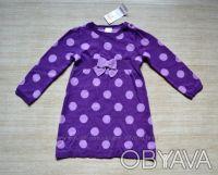 Платье   Sweater Dress от  Gymboree, размер 2Т (на рост 84-92 см)   100% котто. Кривой Рог, Днепропетровская область. фото 3