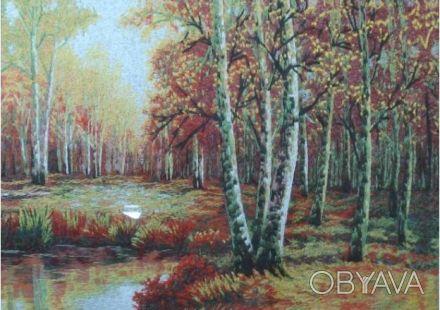 Продам картину вышитую шелком на шелке.    В этой картине присутствуют элементы. Одесса, Одесская область. фото 1