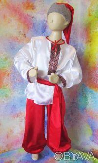 прокат костюмов для мальчиков на утренники и праздники, цены на сайте. Житомир. фото 1