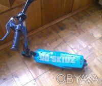 Новый самокат электрический go-skitz (GMX). Кривой Рог. фото 1