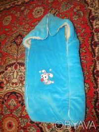 Конверт для новорожденного. Кривой Рог. фото 1