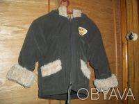 продам куртку темно - зеленого цвета, отделка на капюшоне, манжетах и карманах -. Дніпро, Дніпропетровська область. фото 2