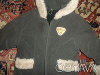 продам куртку темно - зеленого цвета, отделка на капюшоне, манжетах и карманах -. Дніпро, Дніпропетровська область. фото 8