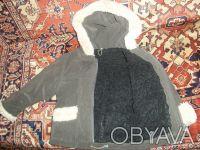 продам куртку темно - зеленого цвета, отделка на капюшоне, манжетах и карманах -. Дніпро, Дніпропетровська область. фото 7