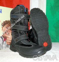 Ботинки детские зимние кожаные Primigi Gore-Tex оригинал п-о Италия. Киев. фото 1
