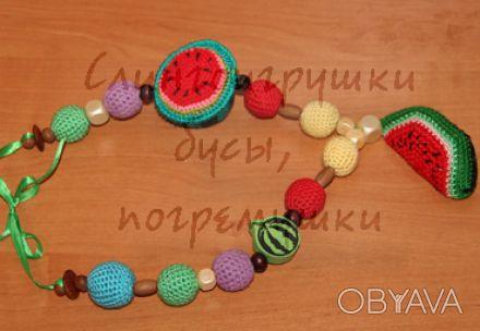 Это великолепный подарок, настоящая палочка-выручалочка для «слингомам» и «слинг. Белая Церковь, Киевская область. фото 1