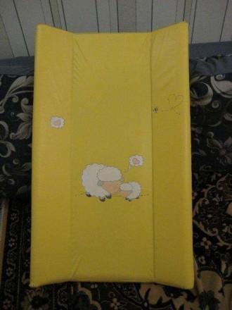 Пеленальная доска, пеленатор для новорожденных. Краматорск. фото 1
