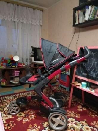 Продам коляску ABC Design 3tec 2 в 1. Северодонецк. фото 1