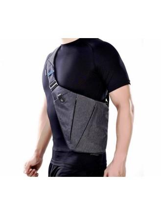 Мужская сумка через плечоCROSS BODY. Днепр. фото 1