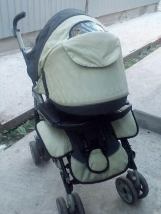 Детская универсальная коляска 2 в 1 Everflo PP-04 DC, от 0 до 3-х лет. Бердянск. фото 1