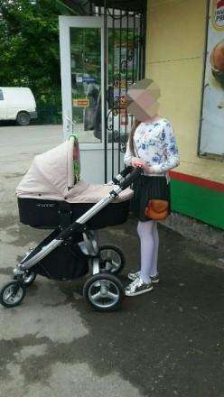Bebe beni 4Runner дитяча коляска 3 в 1. Рахов. фото 1
