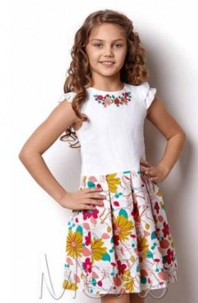 Mevis. Сукня  для дівчинки. Полтава. фото 1
