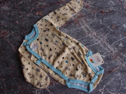 Бодики для малышей от рождения до 3-х лет от ТМ Смил и Мини. Белая Церковь. фото 1