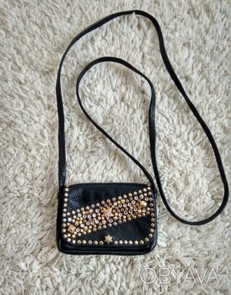 56314ea25482 ᐈ Кожаная ключница-сумочка, кошелек handmade Германия ᐈ Косов 200 ...