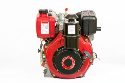 Двигатель дизельный Weima WM178FES Дизельный двигатель Weima WM178FES с низким у. Киев, Киевская область. фото 2