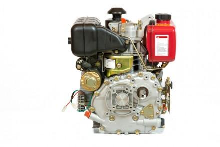 Двигатель дизельный Weima WM178FES Дизельный двигатель Weima WM178FES с низким у. Киев, Киевская область. фото 4