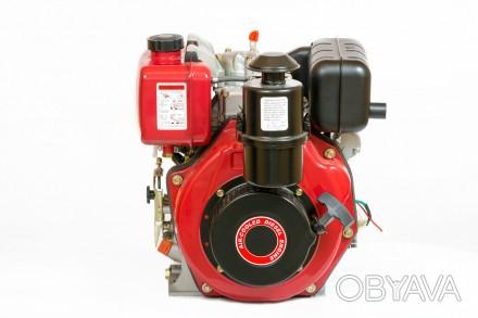 Двигатель дизельный Weima WM178FES Дизельный двигатель Weima WM178FES с низким у. Киев, Киевская область. фото 1
