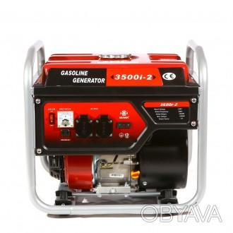 Генератор бензиновый инверторный WEIMA WM3500і (3,5 кВт, 1 фаза, ручной старт, и