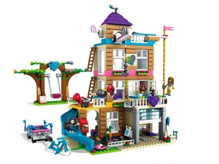 Конструктор JVToy 18002 Домик дружбы 767 деталей аналог Lego Friends лего, Новый. Днепр. фото 1