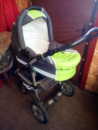 Детская коляска Adamex Cosmos 3в1. Лисичанск. фото 1