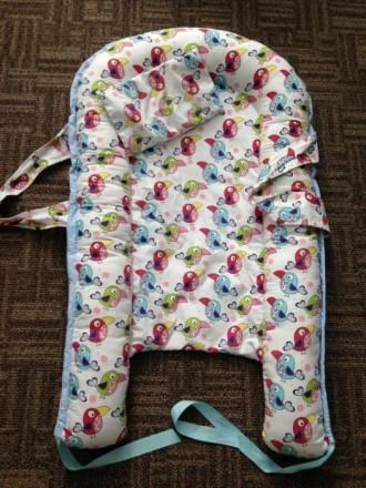 Кокон/гнездышко/переноска для ребенка. Ірпінь. фото 1