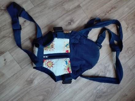 Продам сумку для переноски ребенка КЕНГУРУ. Херсон. фото 1