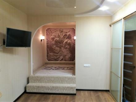 Сдам  1-комнатную квартиру в ЖК Атлант, новый дизайнерский ремонт, первая сдача.. Озерка, Днепр, Днепропетровская область. фото 5