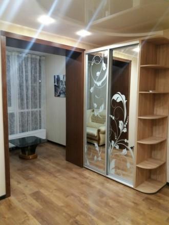 Сдам  1-комнатную квартиру в ЖК Атлант, новый дизайнерский ремонт, первая сдача.. Озерка, Днепр, Днепропетровская область. фото 2