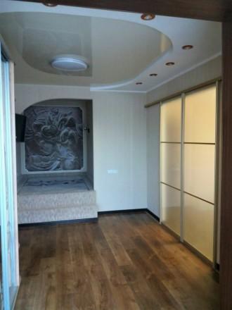 Сдам  1-комнатную квартиру в ЖК Атлант, новый дизайнерский ремонт, первая сдача.. Озерка, Днепр, Днепропетровская область. фото 11